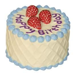 Születésnapi torta kutya játék