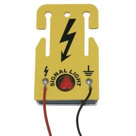 Feszültség jelző LED lámpa