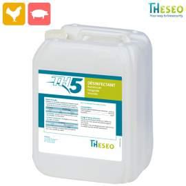 Baromfi és sertés istálló fertőtlenítőszer TH5