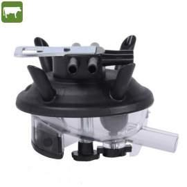 Fejőgép műanyag kollektor (240 ml)