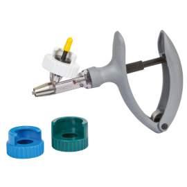 Tömegoltó HSW ECO-MATIC három féle palack csatlakozással