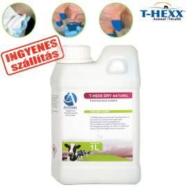 T-Hexx Dry szárazraállító tőgyápolószer (1 liter)