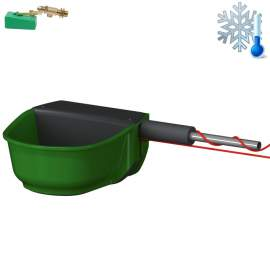Fűthető nyílt vizű itató PROFI SH30