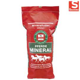 Salvana Pferde-Mineral ásványi anyag kiegészítő lovaknak