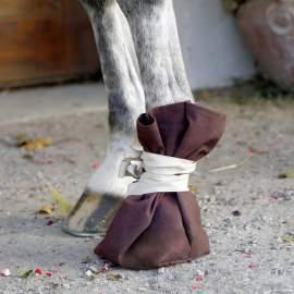 Csülökkezelő szövet cipő pánttal