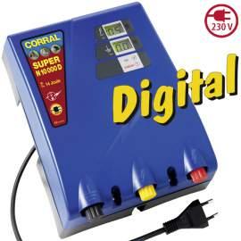 CORRAL Super N10000 D digitális villanypásztor