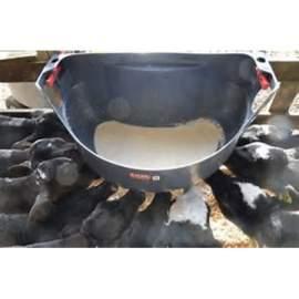 MilkBar 60 literes borjú itató vályú szett