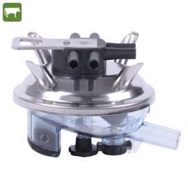 Fejőgép fém kollektor (240 ml)
