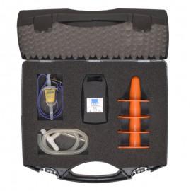 Dairy Pulsator Tester vákuum és pulzátor ellenőrző műszer