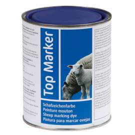 Juh jelölő kimosható gyapjú festék (1 kg)