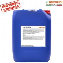 CLORO FOAM habosítható tisztító- és fertőtlenítőszer (20 kg)