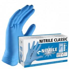 Nitril gumikesztyű CLASSIC (100 db)