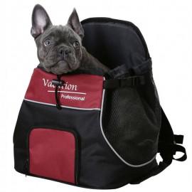 Kutya hordozó táska mellkasra